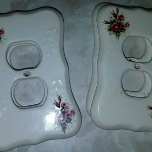 Other - Porcelain Switch plate Covers